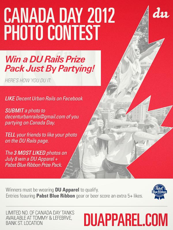 Canada Day Contest