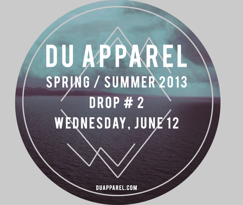 DU Apparel Drop #2