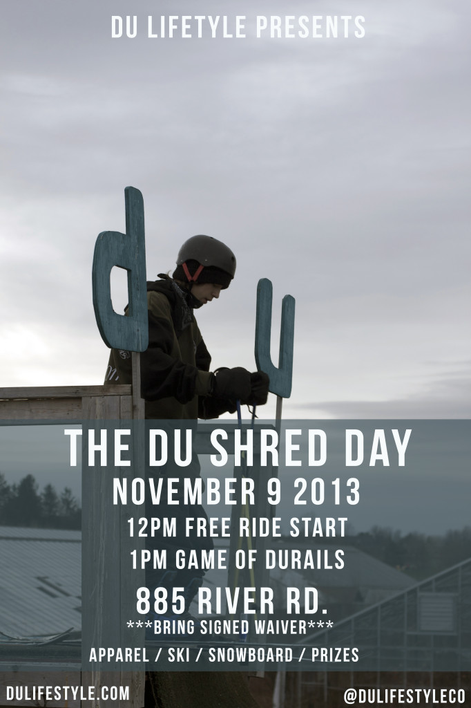 DU Shred Day